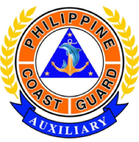 Philippine Coast Guard Auxiliary logo