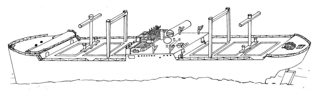Kyokuzan Maru Shipwreck